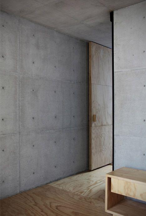 Casa 2g By Stacion Arquitectura Innenarchitektur Beton Design Produktdesign