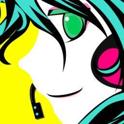 cool miku 初音ミク Imutti さんのイラスト イラスト 初音ミク ミク
