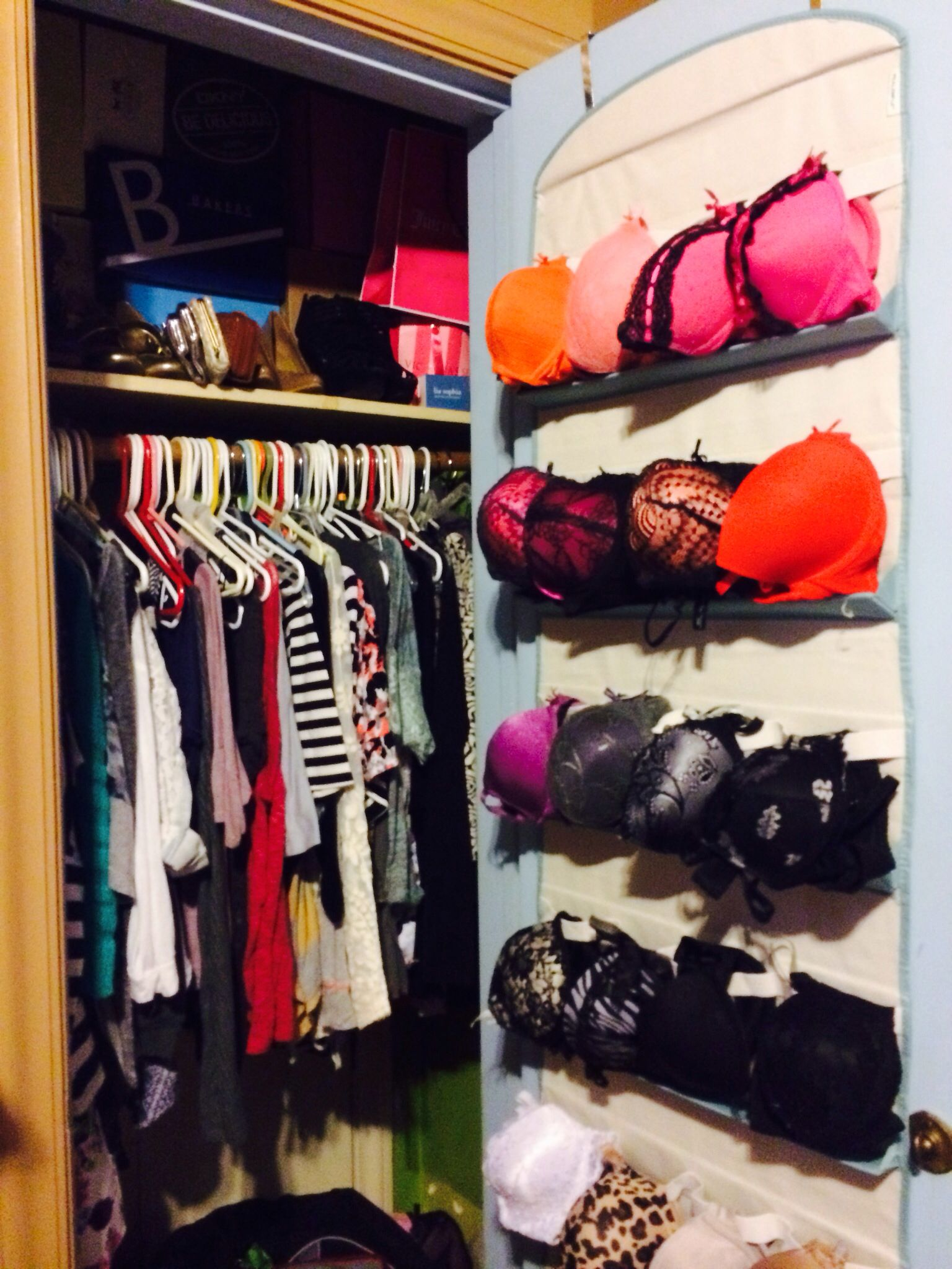 Diy Bra Organizer Organization Pinterest Diy Bra Organizers And Diy And Crafts