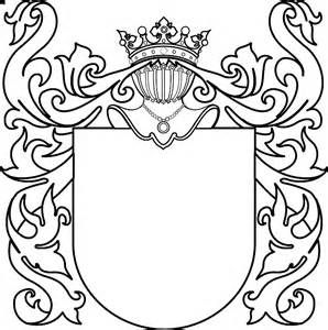 Coat Of Arms Stencils Bing Images Coat Of Arms Family Crest