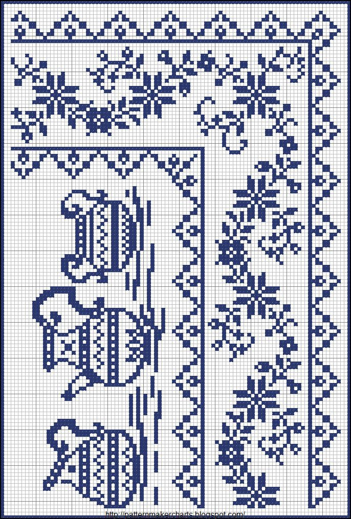 Cross stitch | punto de cruz | Pinterest | Punto de cruz, Puntos y ...