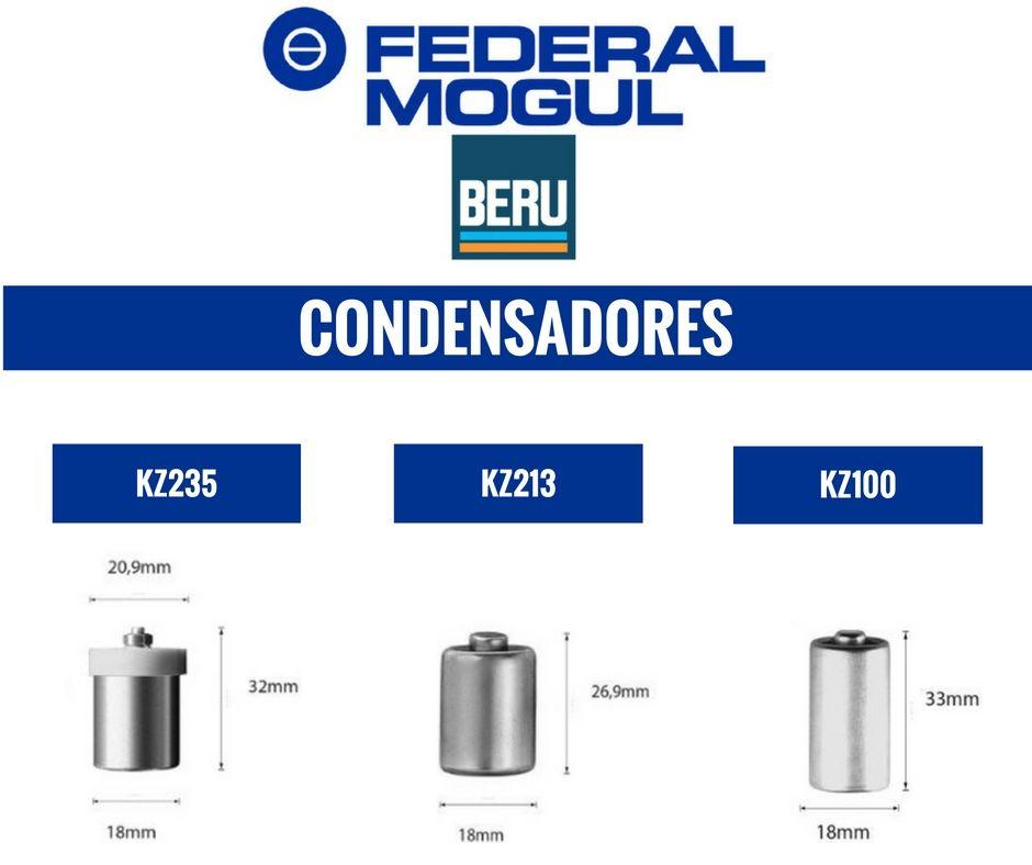 BERU | Uma marca da Federal-Mogul || Hoje apresentamos os Condensadores de ignição da BERU de elevada precisão. Artigos em destaque: - KZ235 | http://goo.gl/CsVoyE; - KZ213 | http://goo.gl/0LjO13; - KZ100 | http://goo.gl/hTdv3T.  Mais informações? Fale com a Lusomotos!  #lusomotos #beru #federalmogul #ignição #sistemadeignição #veículos #qualidade #fixação #precisão