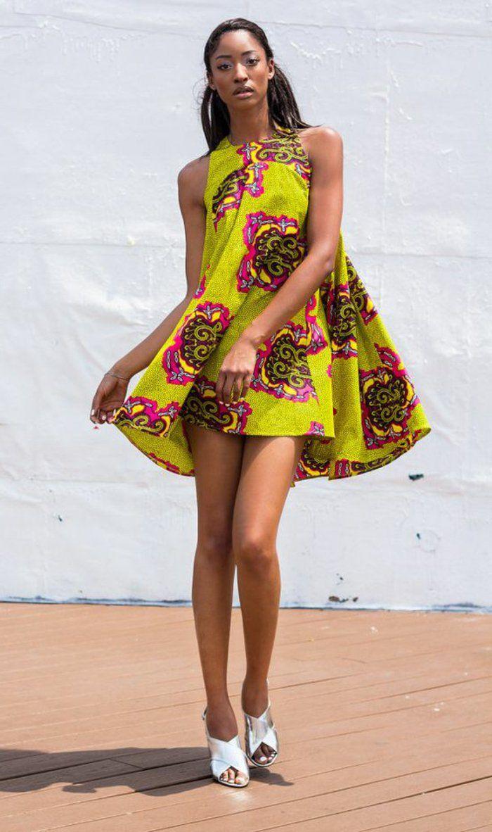 1001 exemples de couture africaine chic de nos jours. Black Bedroom Furniture Sets. Home Design Ideas