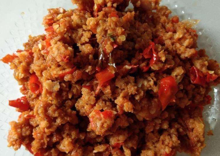 Resep Oncom Sambel Oleh Cita Fatimah Resep Resep Masakan Resep Masakan