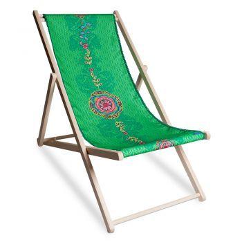 Chilienne Vert Bahia Mobilier Jardin Chaise Longue Design Chaise De Jardin