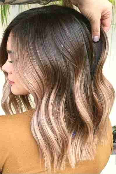RX_1911_Hair Color Trends 2020_Blushed Chocolate Brown #brownhair