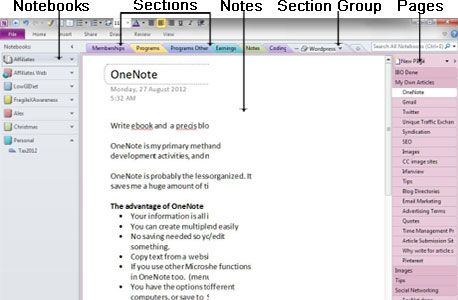 how to best use onenote for study
