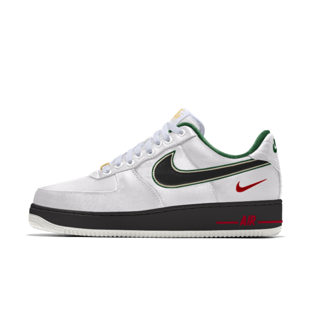 premium selection c5343 78655 Nike Air Force 1 Low iD By Nigel Sylvester Men s Shoe