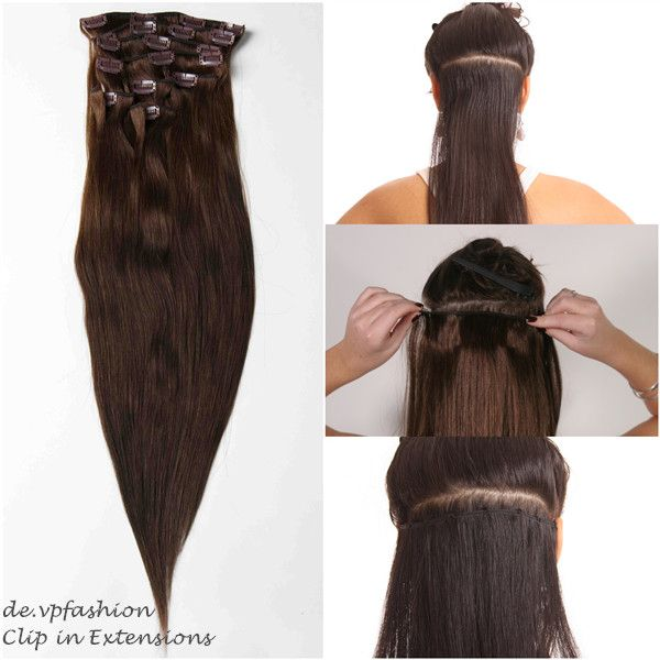how to clip on remy hair clip in extensions clip in. Black Bedroom Furniture Sets. Home Design Ideas