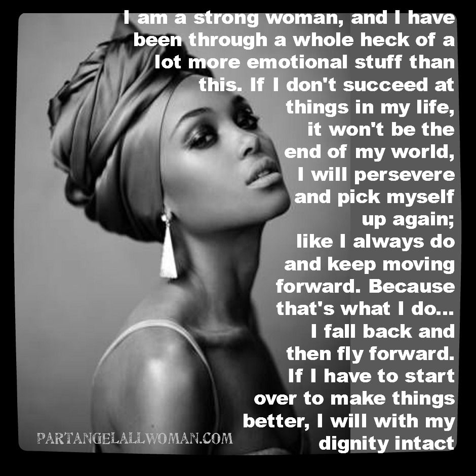 African Inspiration Quotes: I Am A Strong Woman Pictures - Google Search
