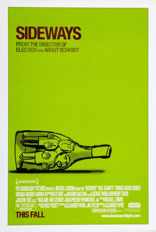 "Oscar Movie Review ""Sideways"" (2004) Best movie posters"