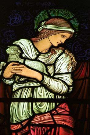 Pre Raphaelite Art: Edward Burne-Jones and stained glass in Cumbria