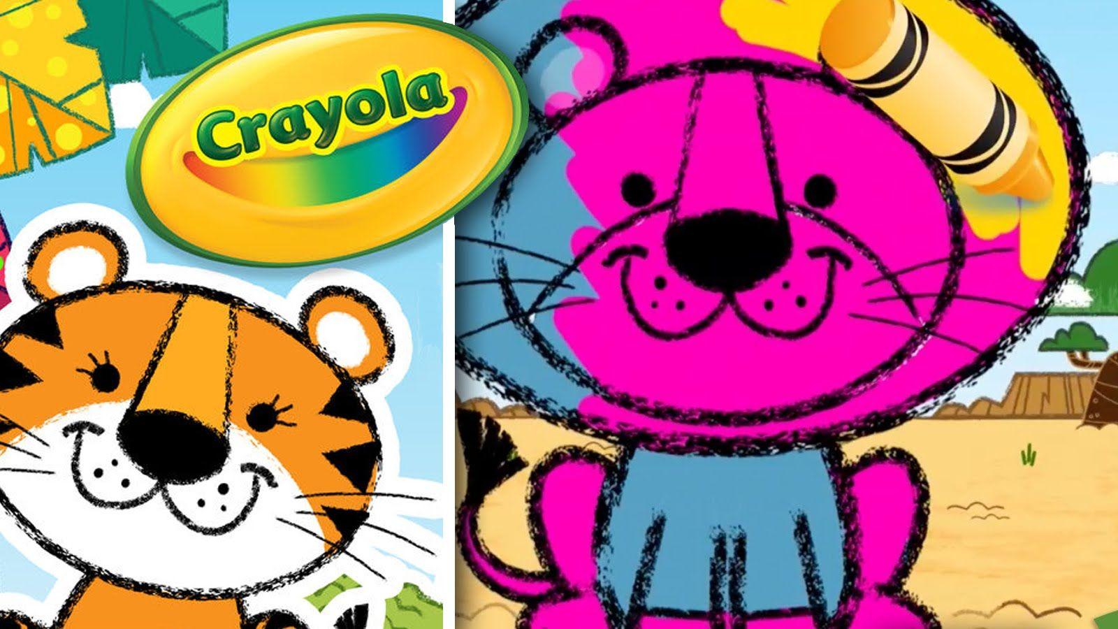 CRAYOLA - Criaturas de Color