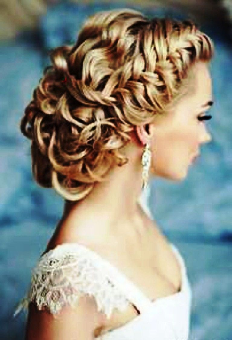 Afro Caribbean Wedding Hairstyles
