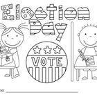 Pin on Kindergarten Voting