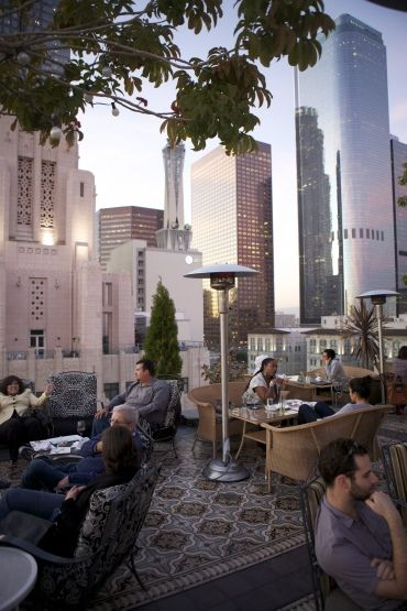Dating places in downtown la
