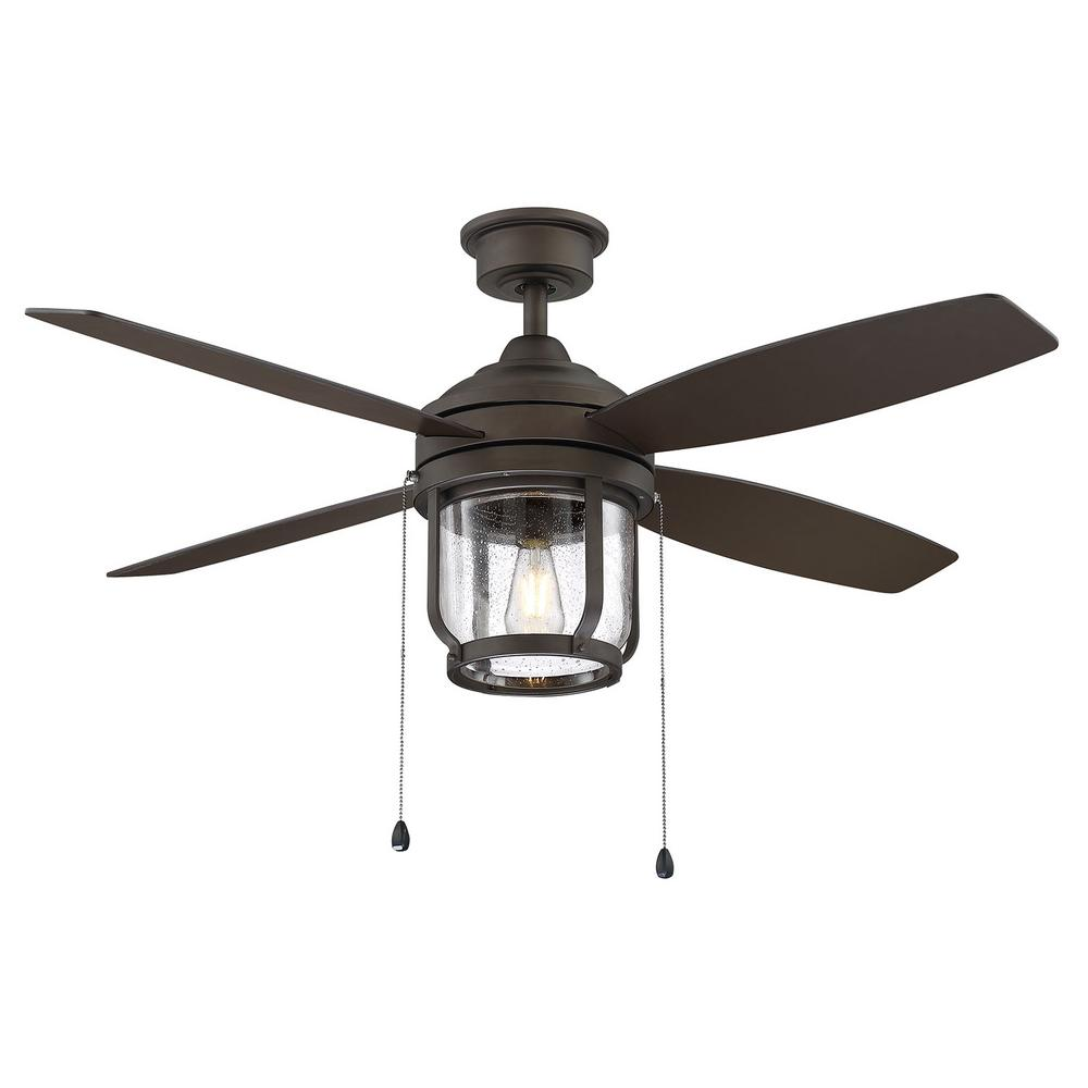 Home Decorators Collection Northampton 52 in. LED Indoor