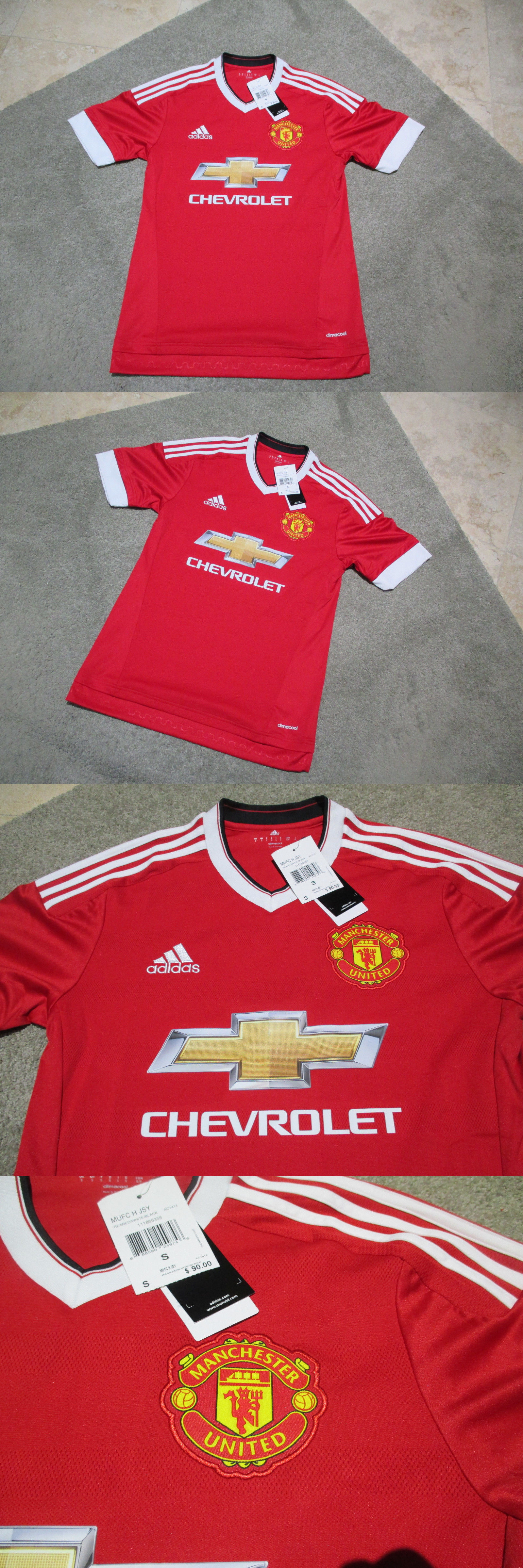 Hombres 123490: Nuevo Adidas Manchester United Soccer Jersey Adult Adult Hombres United Small 2270ac3 - accademiadellescienzedellumbria.xyz