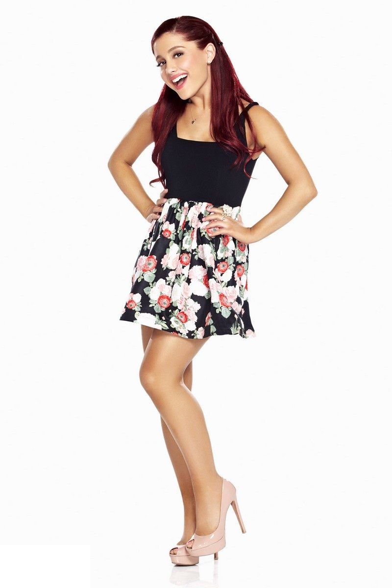 Ariana Grande, Cat Valentine, Sam & Cat, Victorious   lexi ...   Ariana Grande Victorious Outfits