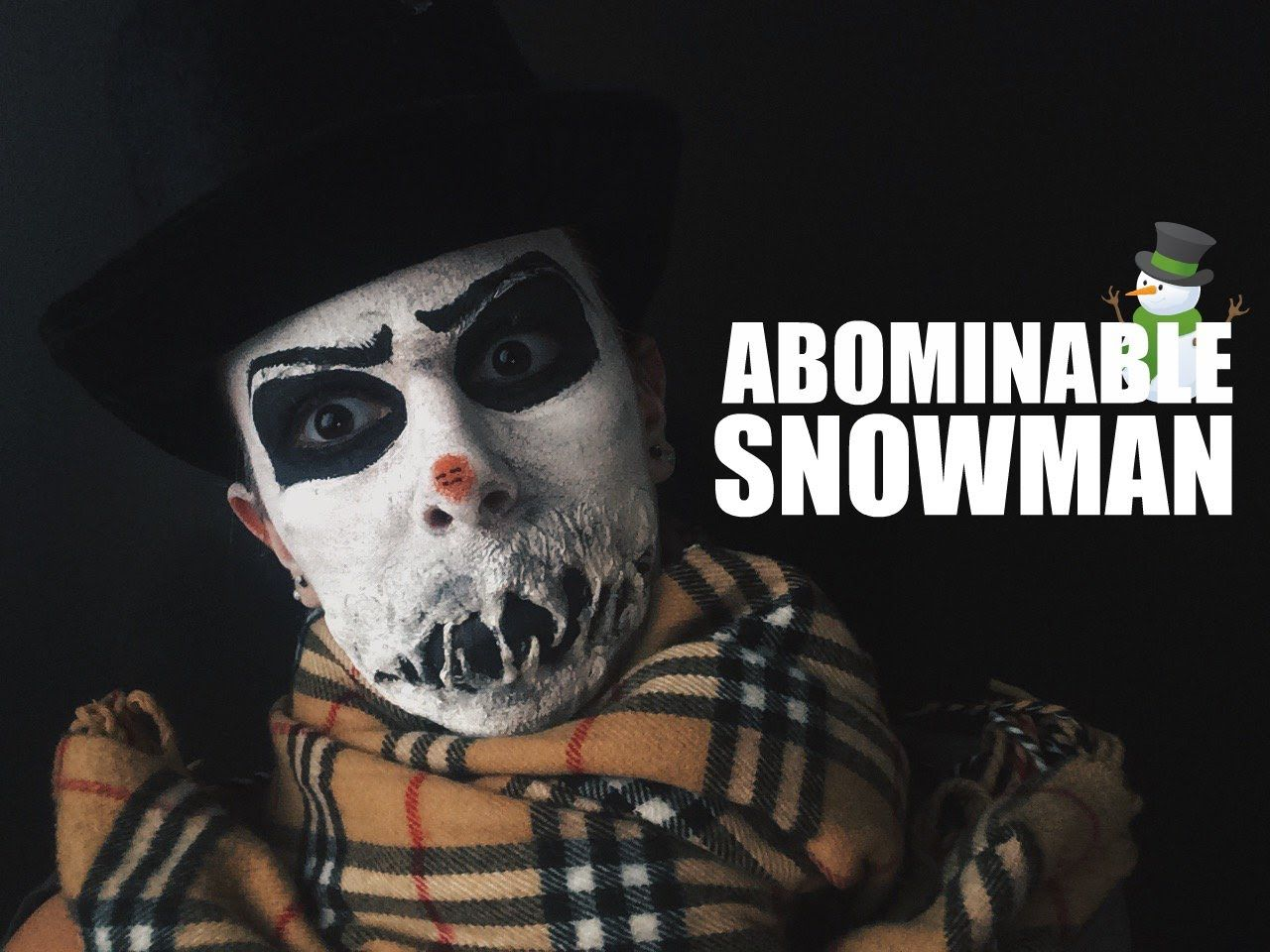 Abominable Snowman + Caged Mouth SFX Character design