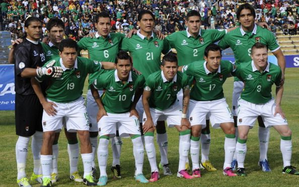6efc395d1 Bolivian football team