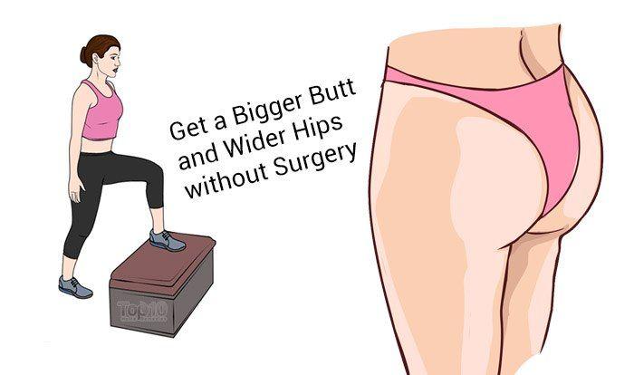 Buttocks Workout