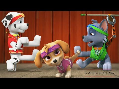 Paw patrol full episodes 2017 Pups Save Chase Blaze Paw