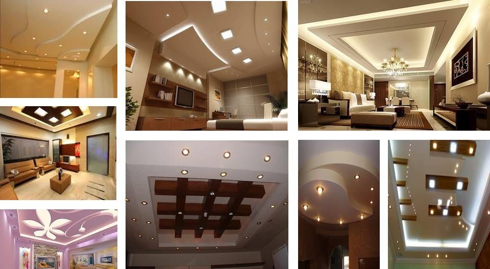 Gypsum Board Ceiling To Beautify Interior Design - Decor ...