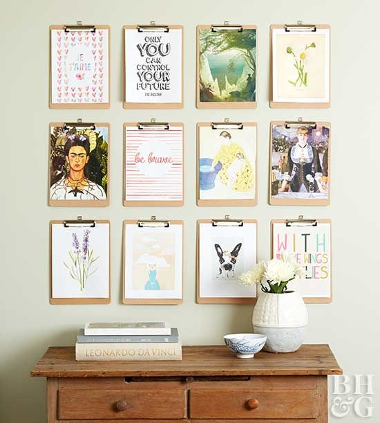 A Colorful Home With A Place For Everything Diy Wall Decor Handmade Home Decor Easy Home Decor