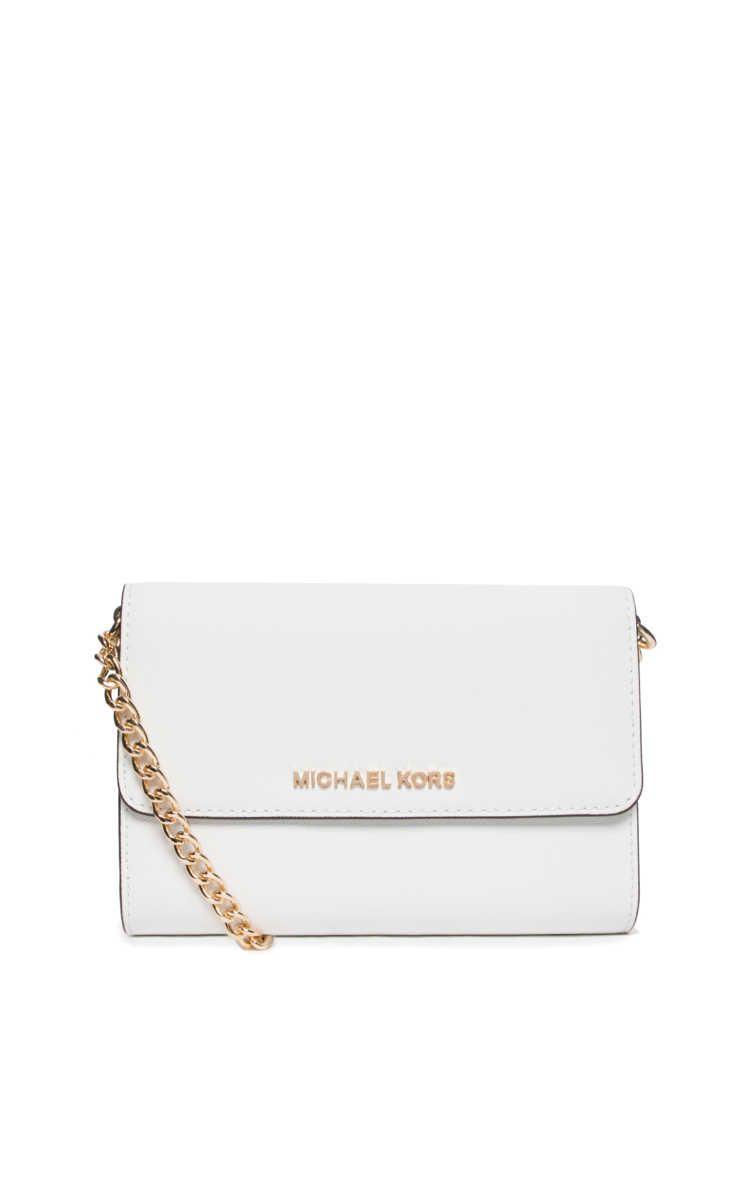 Handväska Savannah Medium WHITEGOLD Michael Michael