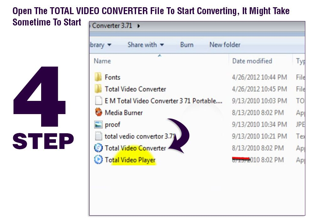 total video converter 3.71 portable