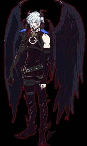 Azazel Shingeki No Bahamut Genesis Shingeky Anime Angel