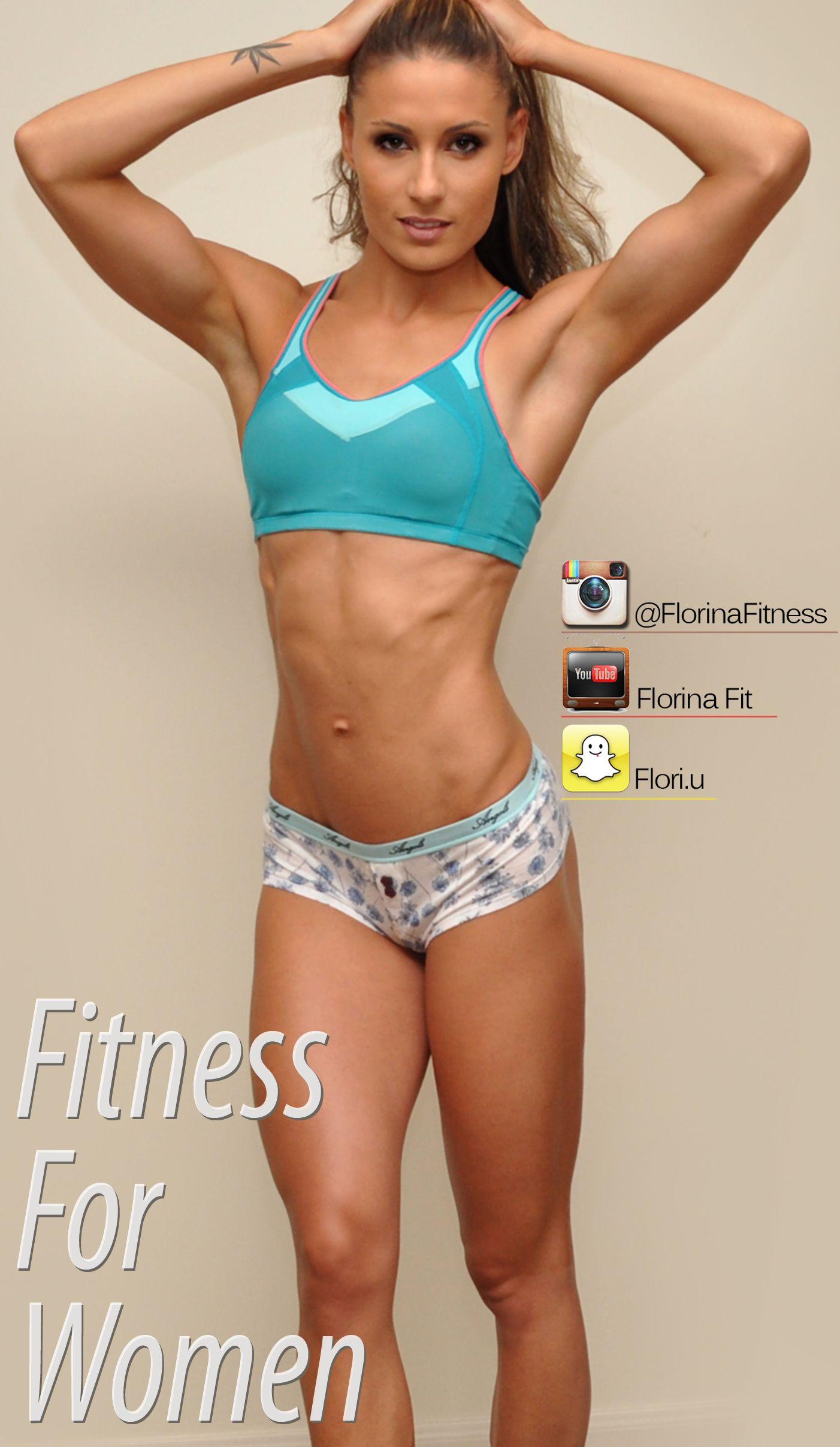 Florina Fitness Nude Photos 97
