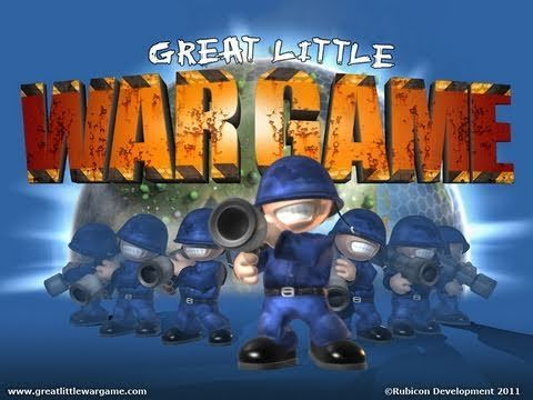 Great Little War Game iOS Trailer Photo to pencil sketch