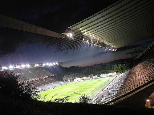 Estádio Municipal de Braga Stadium   Football stadiums, Stadium