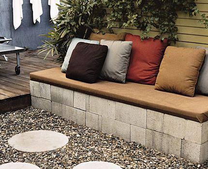 Best 25 Concrete Bench Ideas On Pinterest Wood