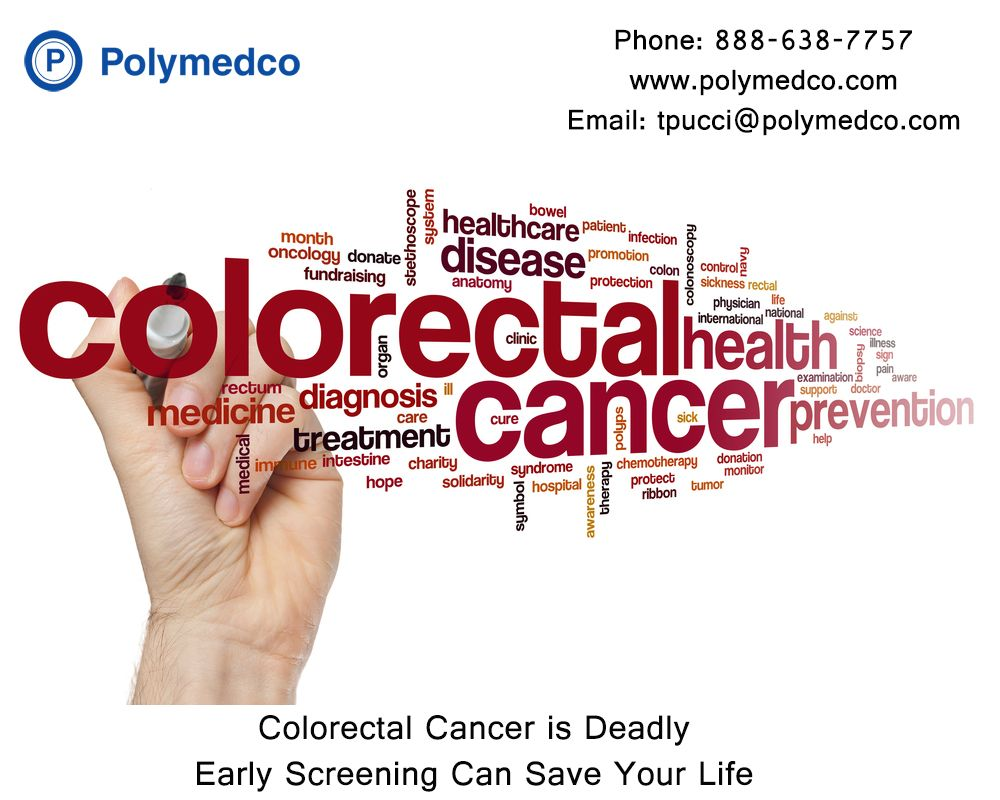 Pin on colorectal cancer screening