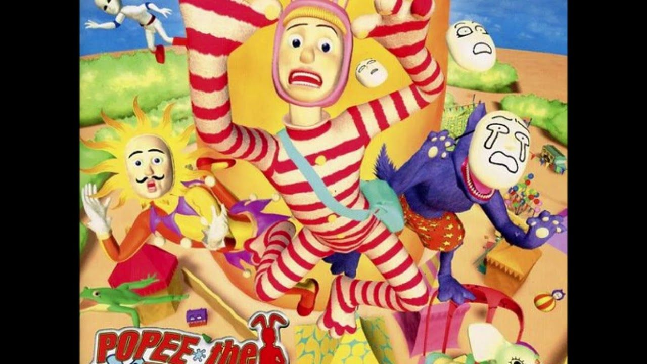 Popee The Performer Ost Kedamono Popee The Performer Funny Shows Performance