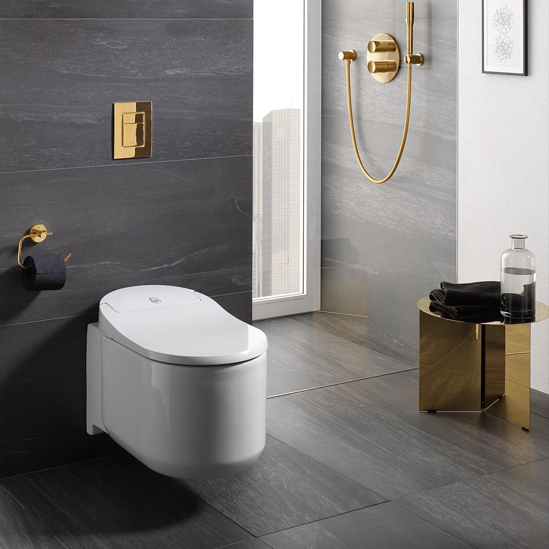 Sanitarios Grohe Your Future Toilet Should Be The Toilet Of The Future The Grohe