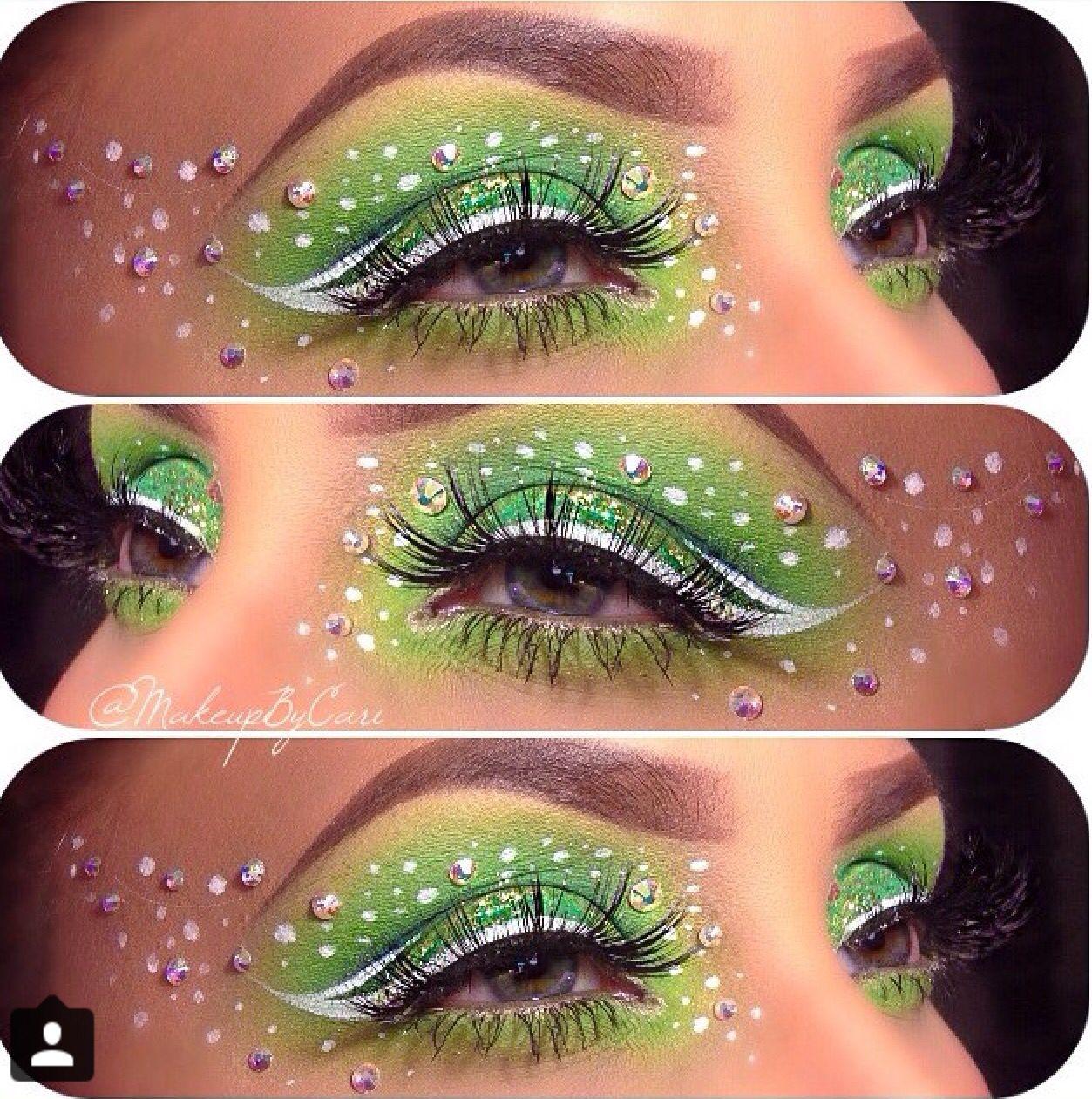 Amazing Makeup Carnival Makeup Fairy Makeup Fantasy Makeup