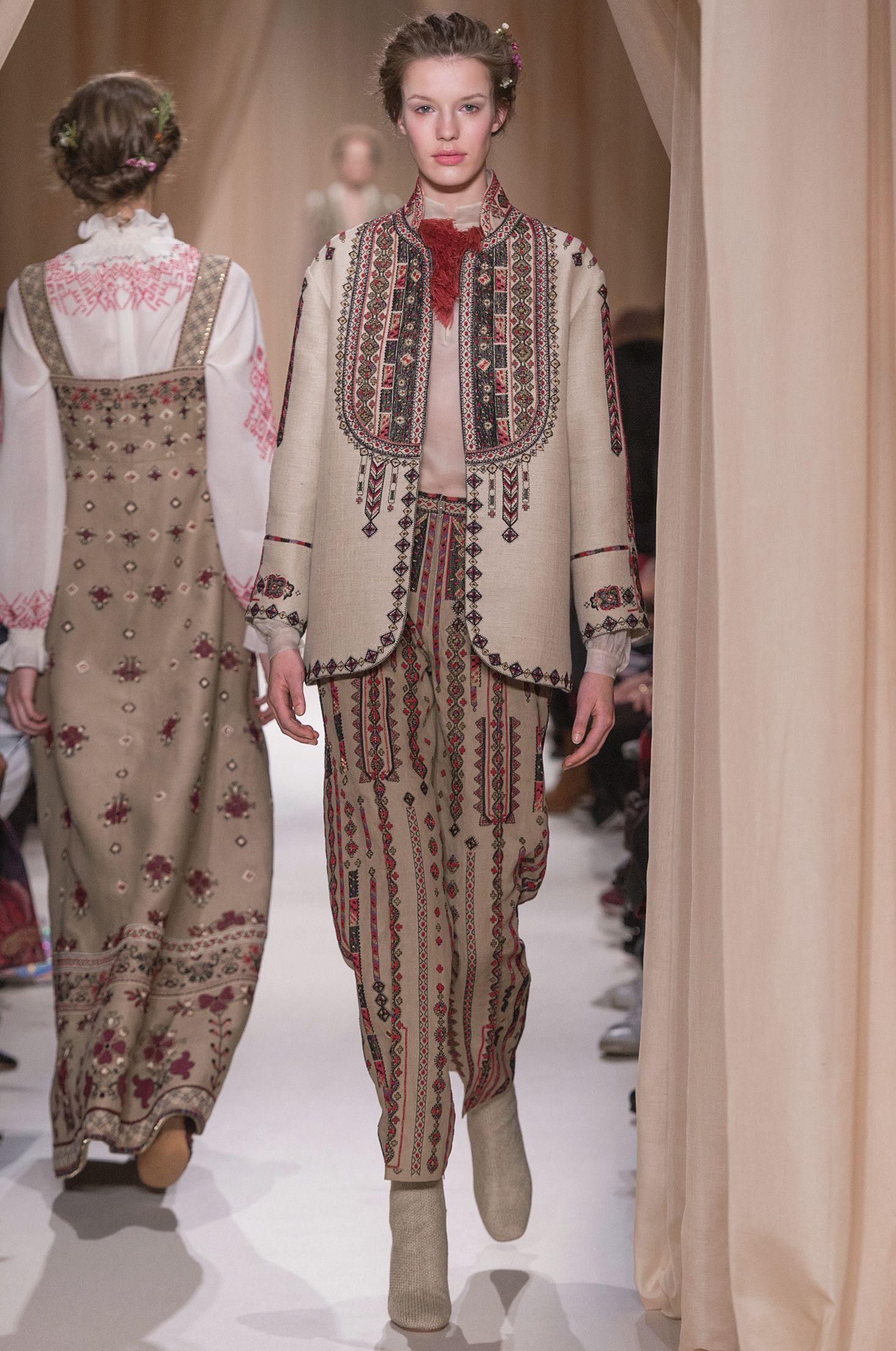 Embroidery Pants Spring/summer Valentino LDjhp8vgBF
