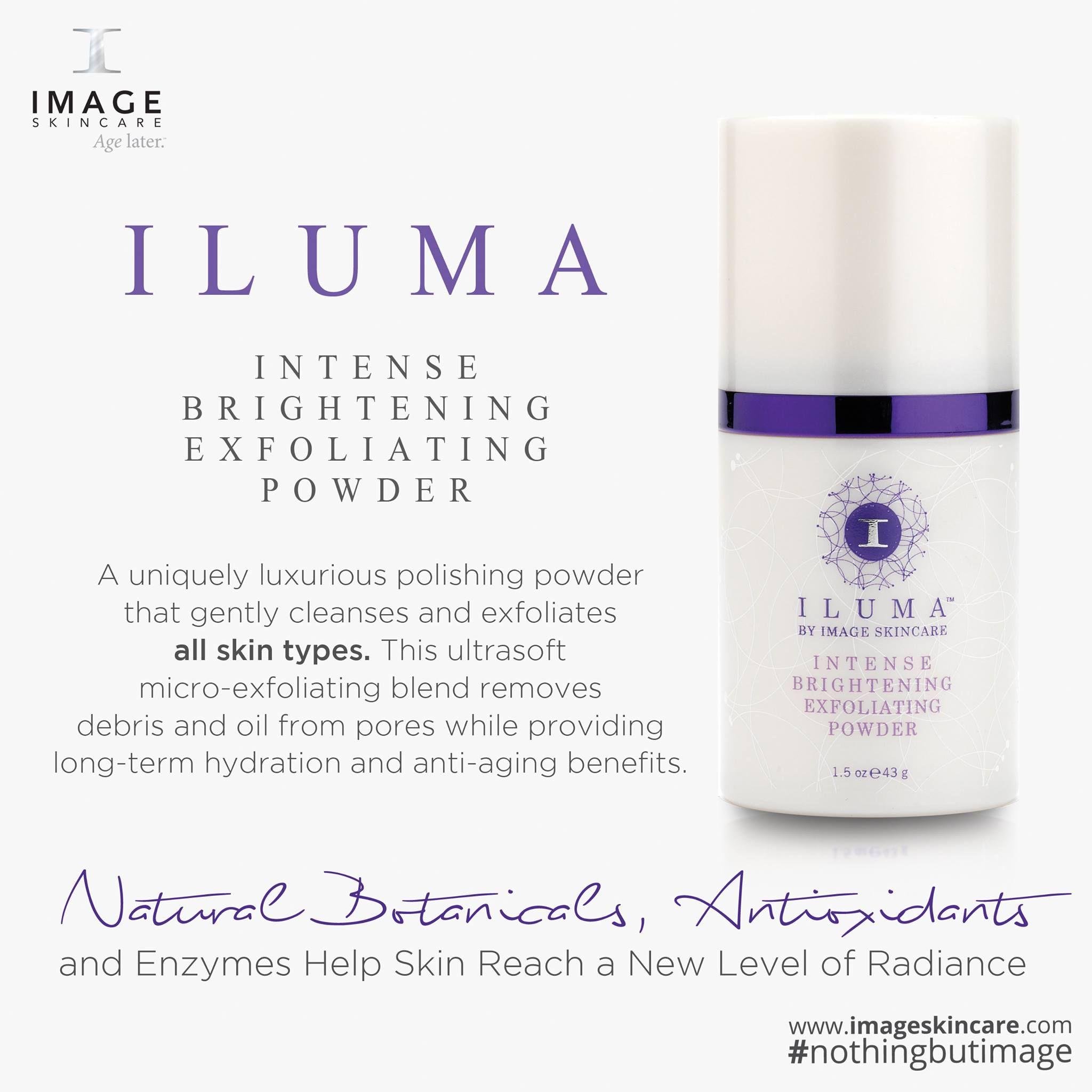 Iluma Intense Brightening Exfoliating Powder Image Skincare In