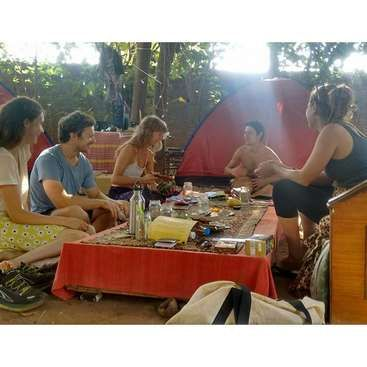 Workaway in India. Short & Long term volunteering for eco friendly commune in Auroville, India