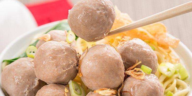 Resep Bakso Sapi Rumahan Bisa Pakai Blender Resep Resep Masakan Indonesia Resep Masakan Korea
