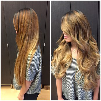 Partial Perm Before And After Google Search Beach Wave