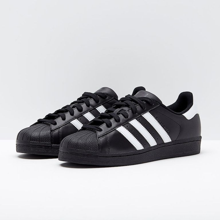 hot sale online a6e45 ca3c7 Mens Shoes - adidas Originals Superstar Foundation - Core Black - B27140