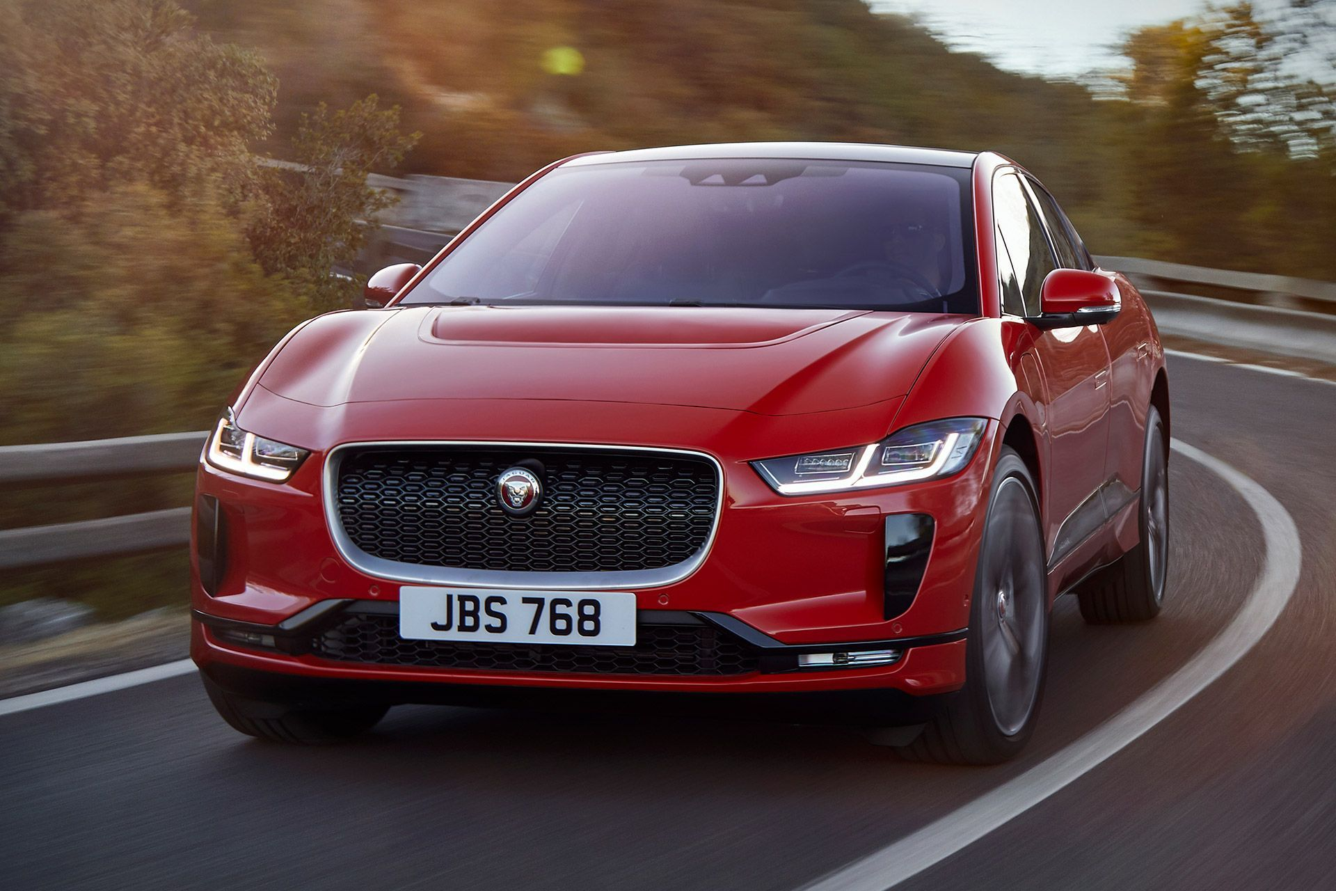 f9dac077c418f Built from the ground-up as an all-electric vehicle, the Jaguar I ...
