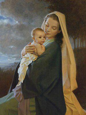 O amor a Virgem Maria e a Jesus Cristo | Todo de Maria
