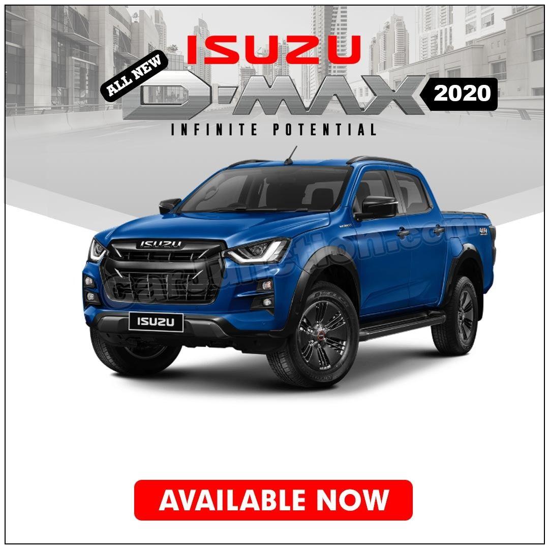 2020 Isuzu D Max V Cross 4x4 Automatic 3 0l Diesel For Sale In