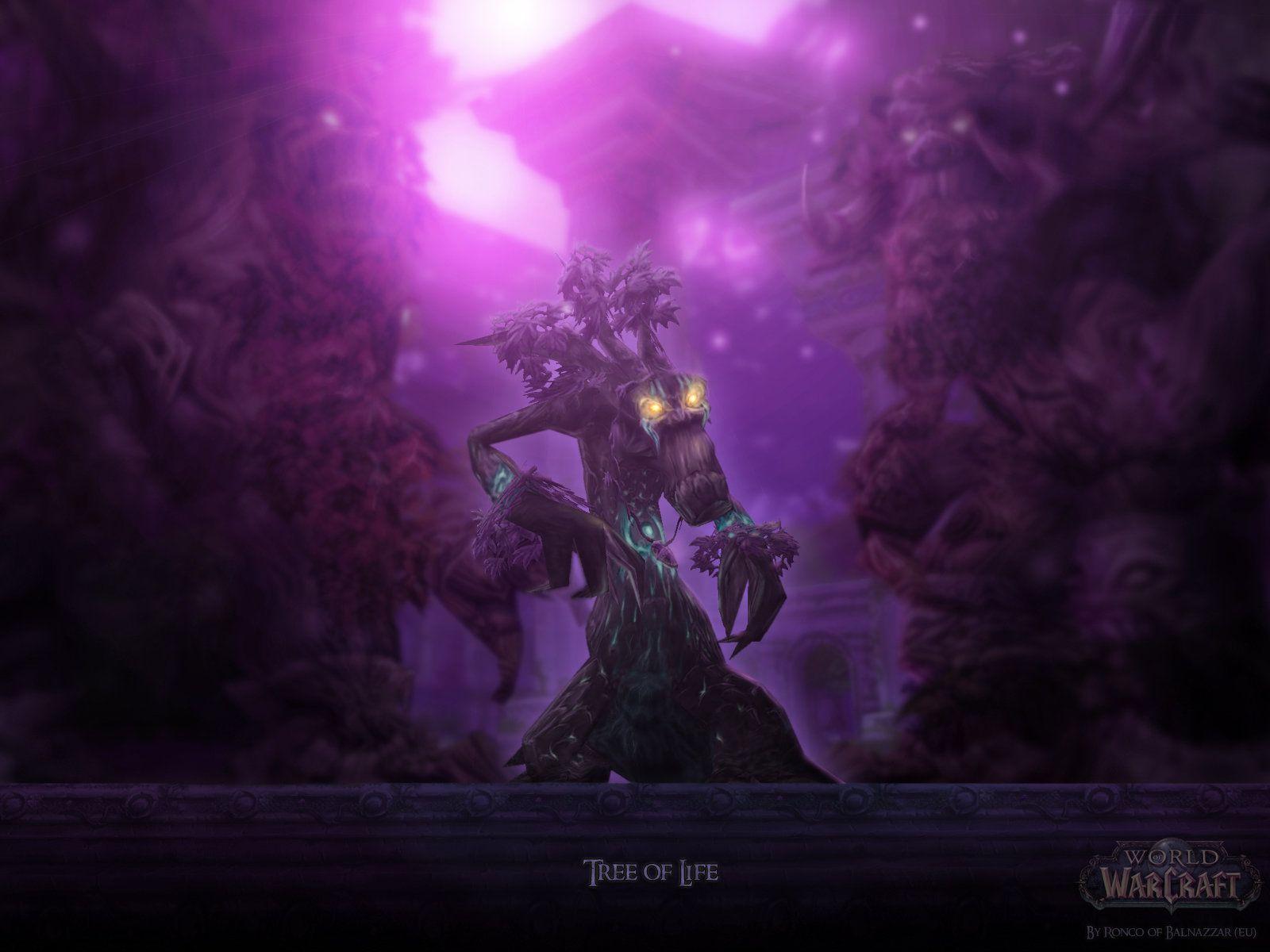 Darnassus Explore Darnassus On Deviantart Tree Of Life Life Form Night Elf